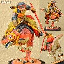 Cool 6″ Dragon Ball Z GOKU Son Gokou Riding the Dinosaur Ver. Boxed PVC Action Figure Model Collection Toy Gift B034