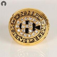 Increíble promoción grande 1977 Replica Hockey sobre hielo Montreal Canadiens campeonato anillo para los aficionados envío gratis