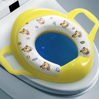 Mambo Bebek Çocuk Çocuk Tuvalet Eğitimi Tuvalet Koltuk Yastık Yastıklı Emniyet Kid Potties Kolları
