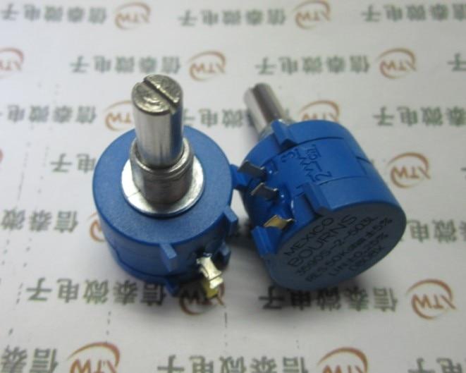 3590S New precision ring potentiometer 3590s 2 203L 20k 20k ohms 2PCS