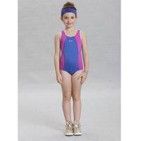 Heyelice Children Girls Swimsuit Sport One Piece Bathing Suit For Beach Pool Training Swimwears New 3T 10T Girls Swimsuits