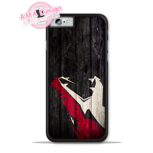 Arizona Coyotes Ice Hockey Fans Phone Cover Case For Apple iPhone X 8 7 6 6s Plus 5 5s SE 5c 4 4s For iPod Touch