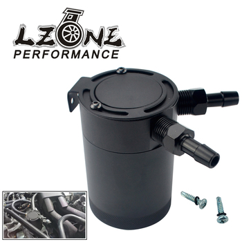 LZONE-جديد M16 * 1.5 مدخل منفذ 2-ميناء المدمجة حير الصيد النفط يمكن خزان JR-TK91
