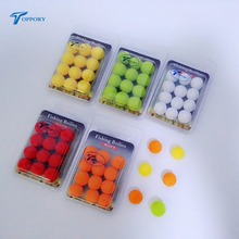 Toppory  14mm Flavoured Pop Up Carp Boilies Floating Pellets Ball Bait Fishing Baits Attractants Carp Coarse Fish Tackle