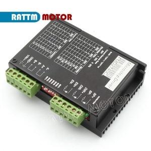Image 5 - FMD2740C  50VDC /4A / 128 microstep CNC stepper motor driver for Nema17,23 stepper motor cnc router milling  from RATTM MOTOR