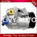 AUTOMOTIVE AC COMPRESSOR FOR CAR BMW 6 E63 630i E64 630i  2004-2007 64509174803 447180-7260 6006K329