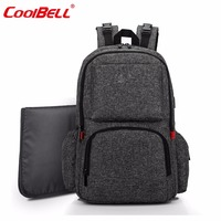 High Quality Baby Stroller Bag Nappy Bag Big Capacity Mother Travel Backpack Mochila Waterproof Multifunction Baby Care Bag