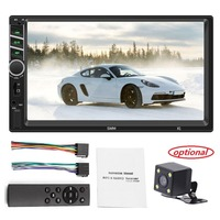 Adeeing Car Multimedia Player FM Radio Autoradio Bluetooth AUX USB 7in HD Touch Screen Auto MP5 Player Camera Mirror Link
