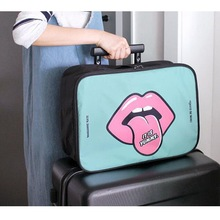 Travel Package Boarding Bag Clothing Underwear Finishing Storage Travel Accessories Cartoon Funny Packing Organize Girl Love New