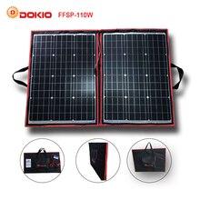 Dobrável plus 12 e 24 Dokio 90 W 100 110 55 X 2 Pcs 18 V Preto Flexível Painéis Solares China Controlador Volt Watt