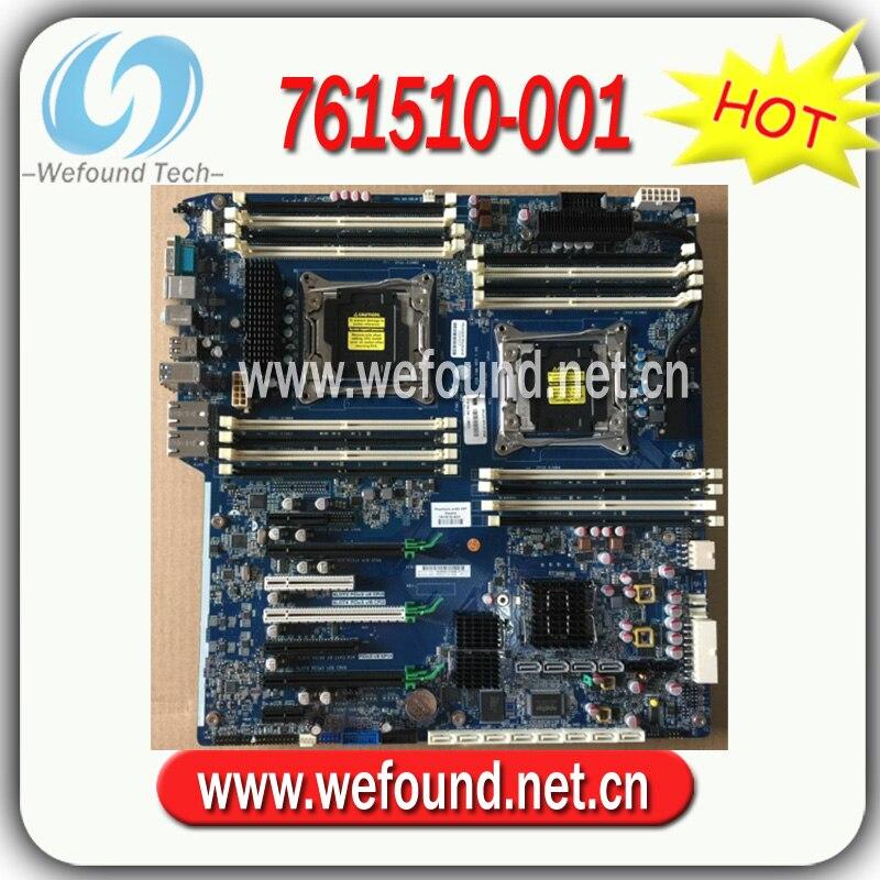 Chaud! Serveur carte mère 761510-001 761510-601 710327-002 Pour HP Z840 LGA2011 X99