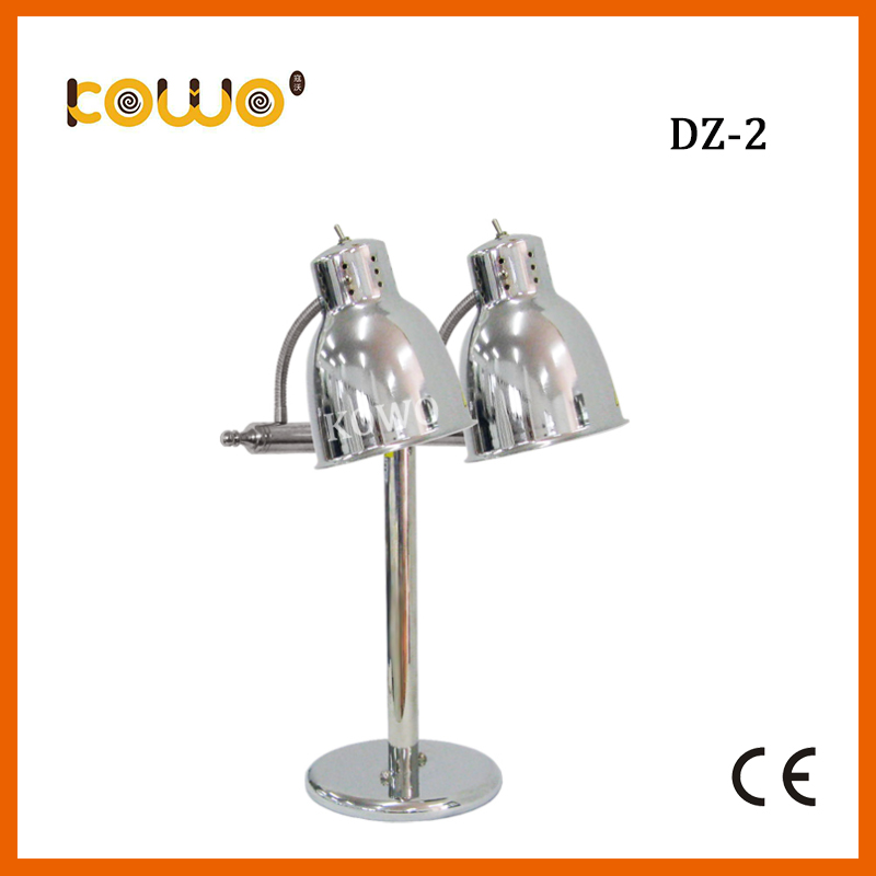 ce stainless steel electric buffet food warmer lamp ...