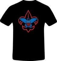 OKOUFEN 2017 New Brand T Shirt Men Boy Scouts Summer Sportwear Casual T Shirt