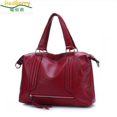 New Arrival Women Bags Genuine Leather Messenger Bag Fashion Casual Shoulder Handbag Solid Soft Crossbody Bags bolsa feminina