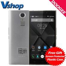 Origine DOOGEE F5 4G Mobile Téléphones Android 5.1 3 GB RAM 16 GB ROM Octa base Smartphone 1080 P 13.0MP Dual SIM 5.5 pouce Cellulaire téléphone