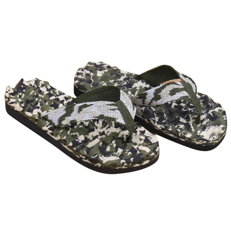Casual Slippers Men Summer Camouflage Flip Flops Shoes Sandals Slipper indoor & outdoor Flip-flops Beach Shoes Zapatillas Hombre summer men sandals camouflage slipper men sandals comfortable man shoes fashion sandalia masculina casual flip flops flat sandal