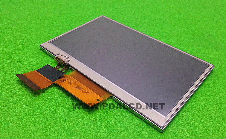 NEW 4.3inch LCD LQ043T1DH41 touch screen/FOR Garmin NUVI 1370/1370T/1375T LCD Display with touch screen Free shipping