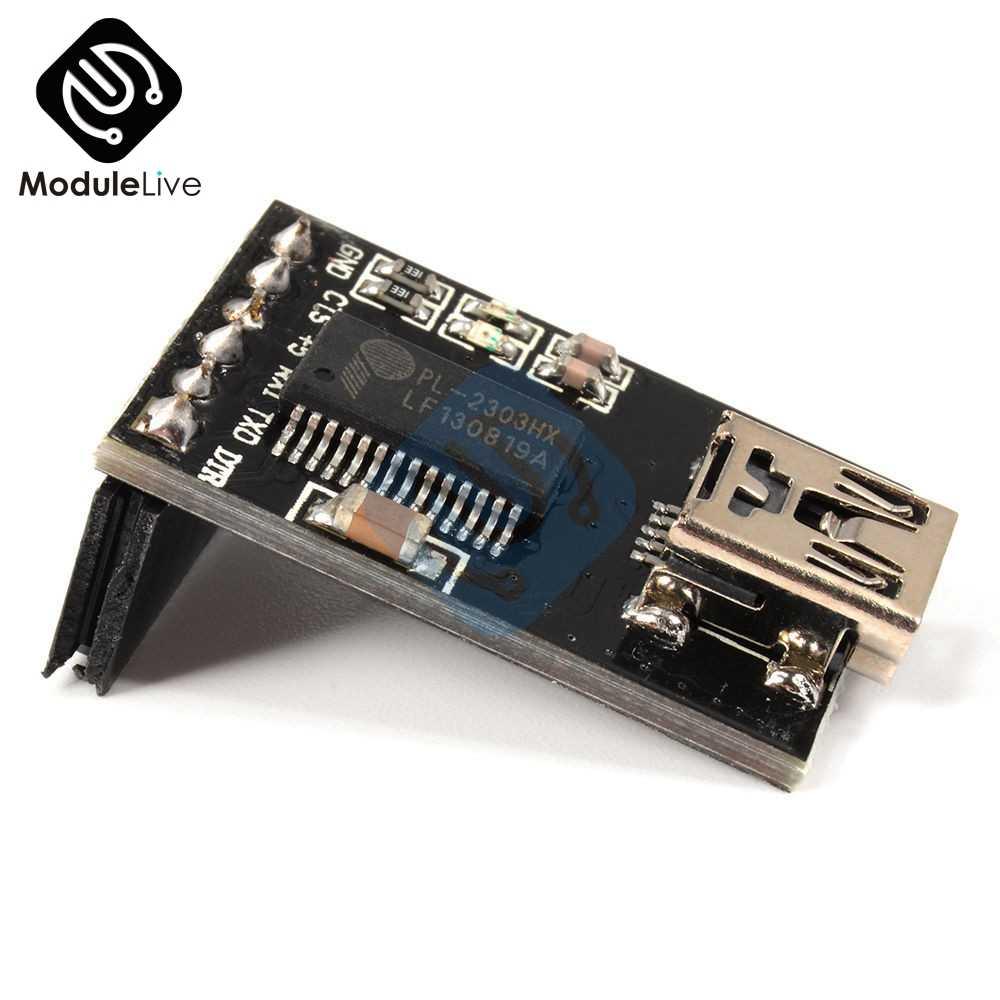 FTDI Basic Breakout USB-TTL 6 PIN 5V Module Fio//Pro//RGB//Lilypad Program Downloader Lysee Data Cables
