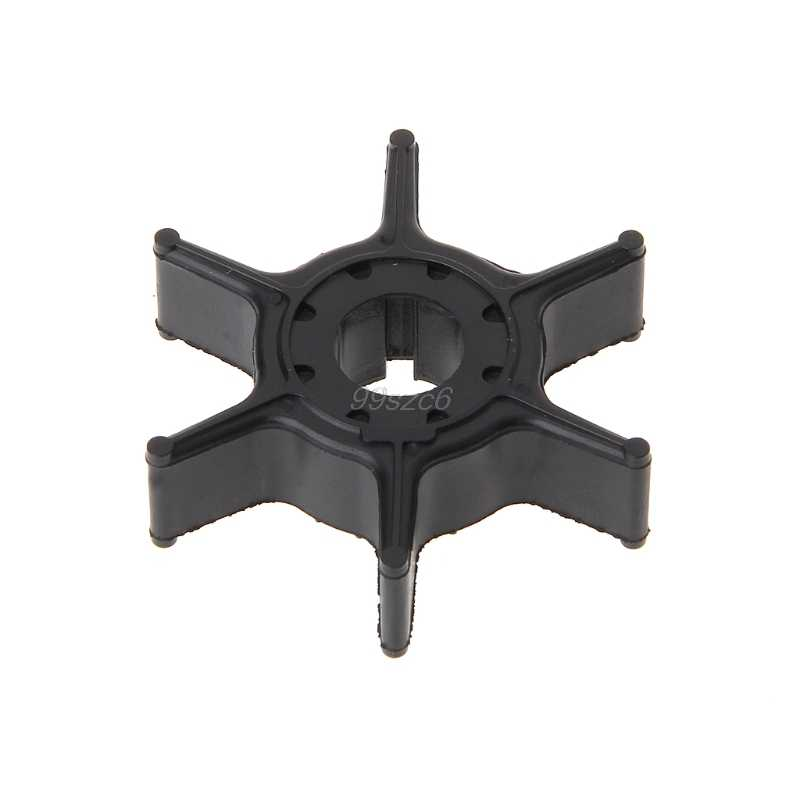 Water Pump Impeller For 8-20 hp Yamaha Outboard 63V-44352-01-00 Sierra 18-3040 June DropShip
