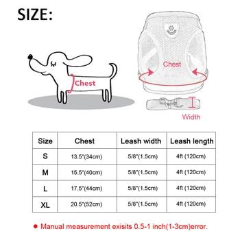 Cat Reflective Harness  2