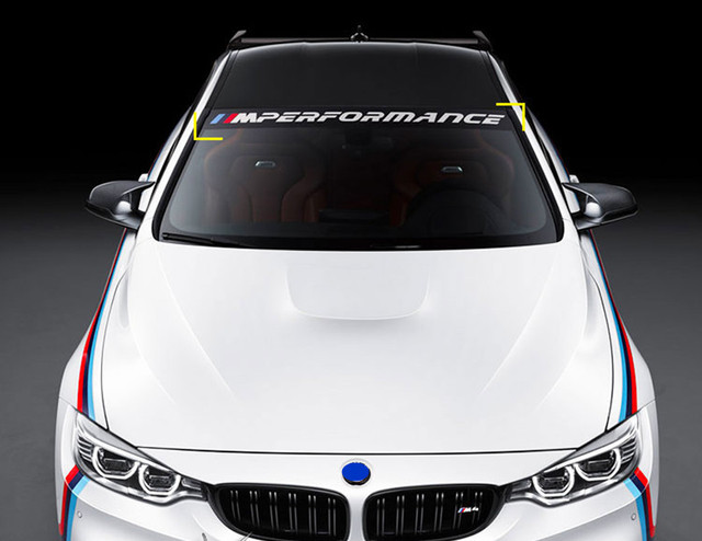 Bmw M Sport Window Stickers