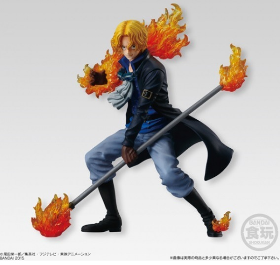 One piece Flame Three Brothers Luffy Ace Sabo Toy