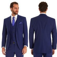 2017 new custom groom wear a suit jacket + pants + tie + vest, wedding dress for men, celebrities, tails, tails, suits, men's be