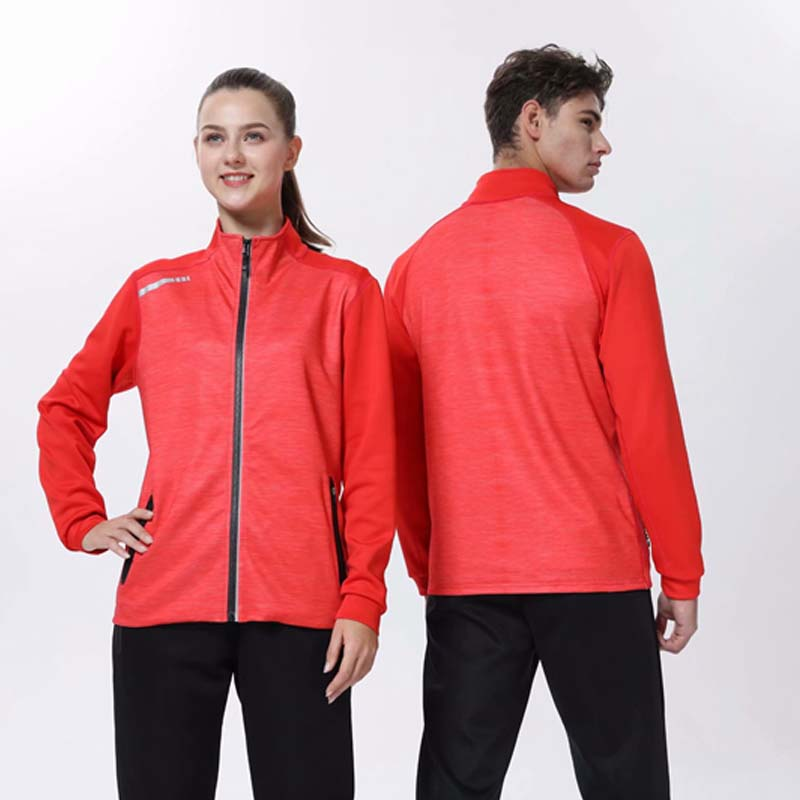 Men Running Jacket Sports Fitness Long Sleeves Quick Drying Tight Gym Soccer Basketball Outdoor Training Run Jogging Jackets
