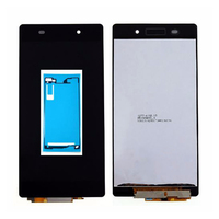 For Sony Xperia Z2 L50W D6502 D6503 LCD Display Digitizer Touch Screen Assembly Black Free Shipping
