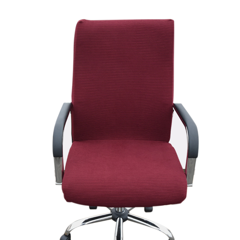 Aliexpress Buy Hot Sale puter fice Chair Cover Side Zipper Arm Chair Cover Slipcover Stretch Rotating Lift Chair Covers from Reliable puter