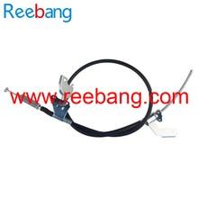 Reebang кабель заднего тормоза в сборе для Toyota Hilux Vigo 2005-2012 кабель ручного тормоза тросы стояночного тормоза 4WD 46420-0K041 правая сторона