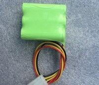 2X 7 2V 4 0AH 4000mAh Battery Pack For Neato XV 11 XV 14 XV 13