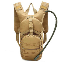 New Camouflage Water Bag Backpack Bladder Pouch Rucksack Tactical Hydration Bag Military C