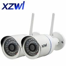 Outdoor IP66 Waterproof WIFI Camera 720P P2P Wireless IP font b Webcam b font Smartphone View