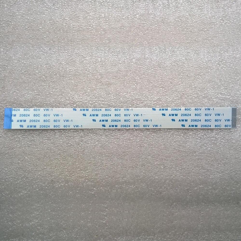 Câble ruban 24 broches - AWM 20624 Câble FFC flexible VW-1 (80p, 60V, 60V) (24p * 160 * 0.5 - B)