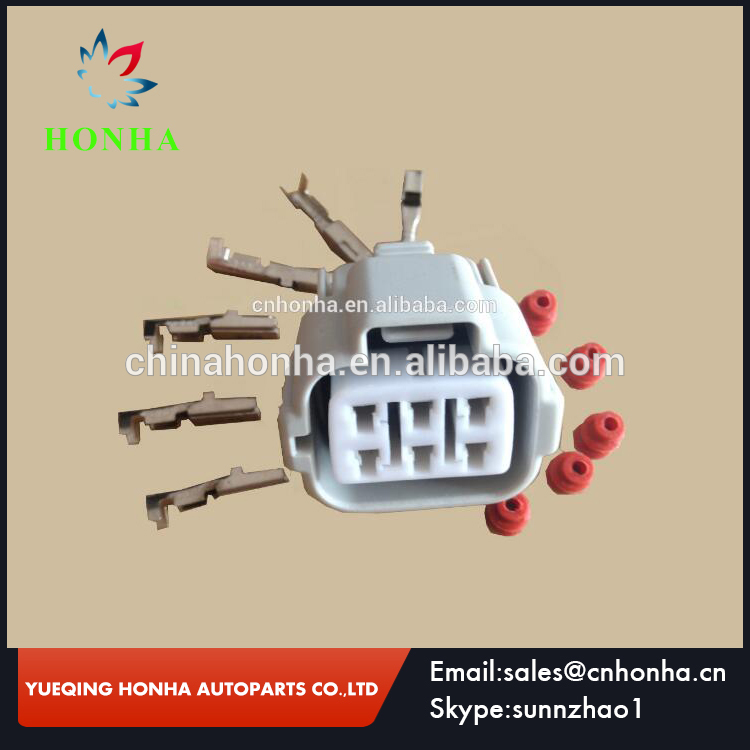6189 0323 high quality TS 6 pin female sealed for Accelerator pedal font b SUMITOMO b sumitomo wiring harness promotion shop for promotional sumitomo sumitomo wire harness at crackthecode.co