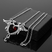 Game Of Thrones Double Dragon Necklaces