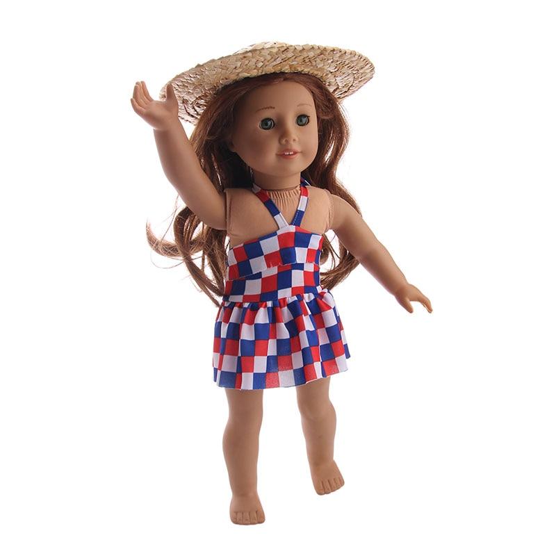 Girls Doll Hat Handmade Cloth Cap For 18 Inch Dolls Children Toys Accessories