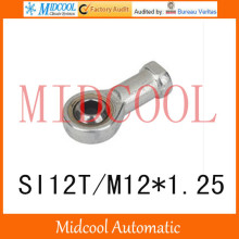 Cylinder joint internal SI12T/M12*1.25 thread 12mm fisheye joint rod end joint bearing small connecting rod