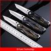 Sanrenmu SRM 7049 Durable Pocket Folding Knife Outdoor Survival Knife Camping Folding Knife
