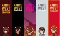 MX03062 Kanye West American Hip Hop Singer Star 23 X14 Poster