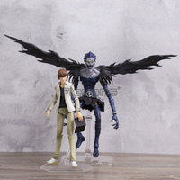 Death Note Yagami Light / Ryuk Figutto PVC Movable Action Figure Toy Collectioon Model Gift