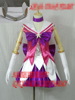 halloween costumes for women LOL lux Cosplay costume Guardian of the planet custimize for any size