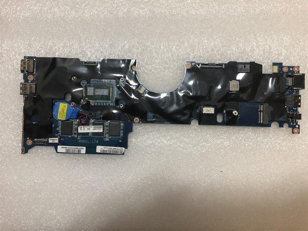 Lenovo ThinkPad 11E Carte Mère NOK M-5Y10c UMA 4 GBMemory TPM Tactile 01AW541