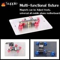 Supple Newest Creativity Mobile Phone Repair Multi Functional Clamp Magnetic Universal Fixture PCB Circuit Board Fixed