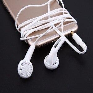 Image 5 - Hangrui qian25 fone de ouvido alta fidelidade dinâmico com cabeça plana plug esporte fone baixo fones para iphone xiaomi mp3 mp4