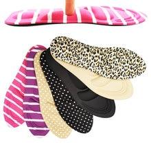 купить Arch Support Orthotic Massage Foam High Heels Sponge Anti Pain Shoe Insoles Cushions Sports Running for feet Orthopedic Pad по цене 116.58 рублей