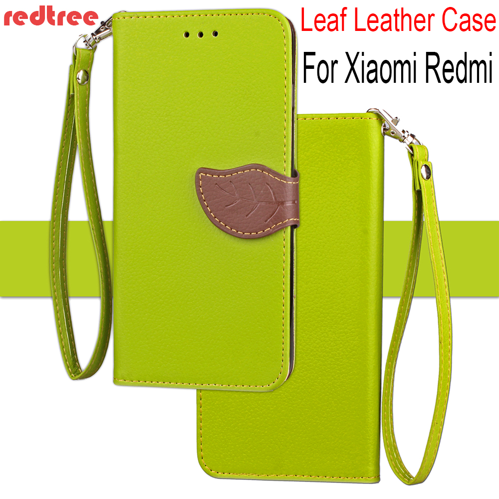 Xiaomi Redmi note 4X 4 3 Pro Luxury Flip Cover Wallet Leaf Leather Case for Xiaomi mi5 mi5c mi6 mi max 2 Redmi 4X 4A 4 Pro Xiomi
