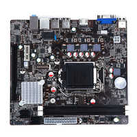 LGA 1155 Practical Motherboard Stable For Intel H61 Socket DDR3 Memory 16GB Control Board Main Board LGA1155 For I3 I5 I7 Xeon