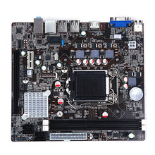 LGA 1155 Practical Motherboard Stable For Intel H61 Socket DDR3 Memory 16GB Control Board Main Board LGA1155 For I3 I5 I7 Xeon(China)